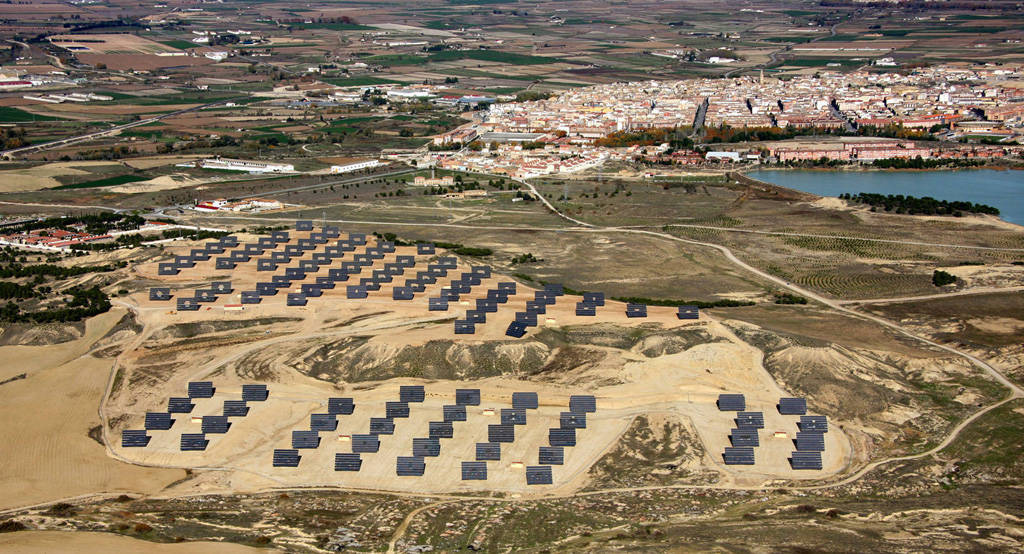 Parque Solar Ejea